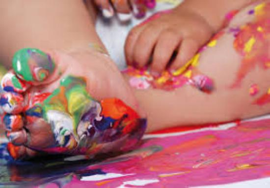 Why is Messy Play good for your child?