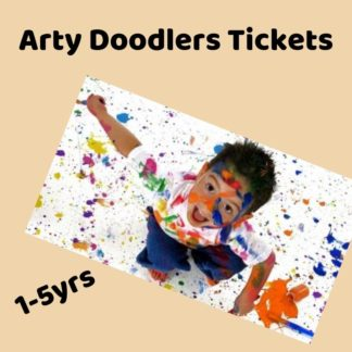Arty Doodler Sessions Available to Book